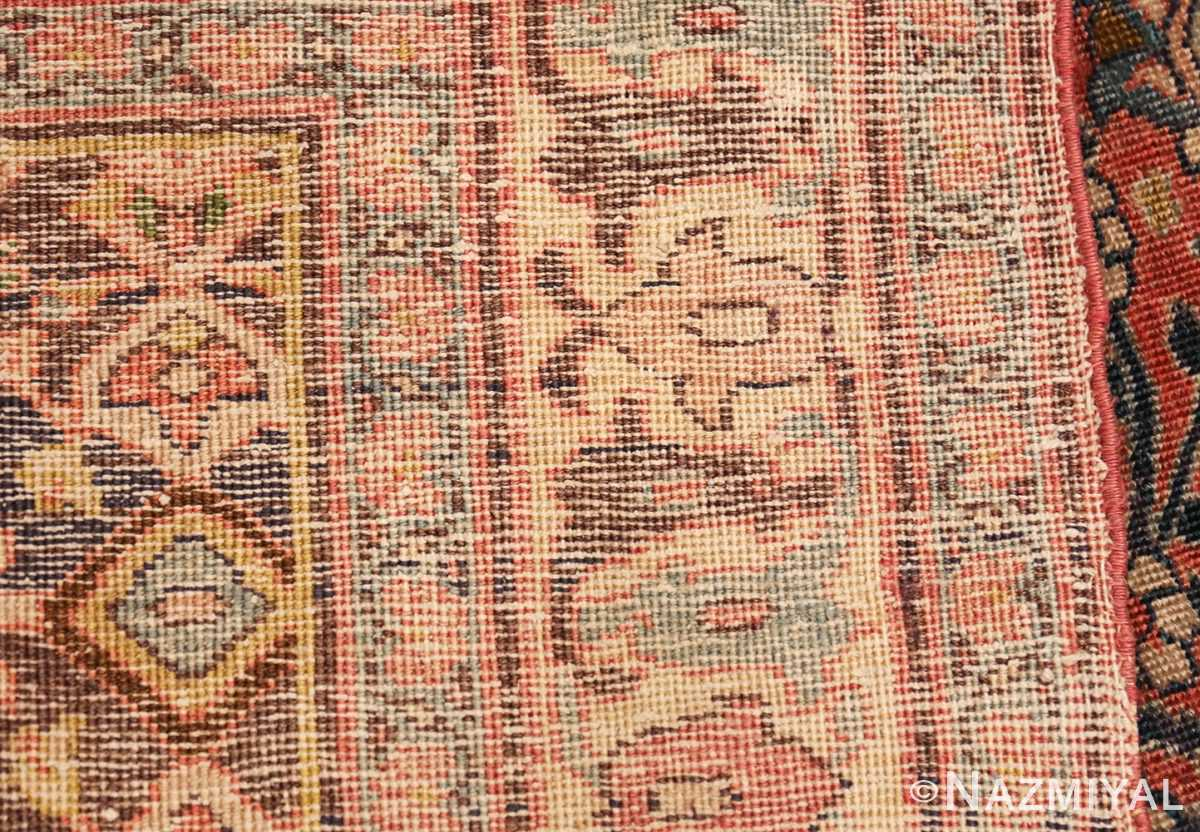 large antique persian tabriz rug 50107 weave Nazmiyal