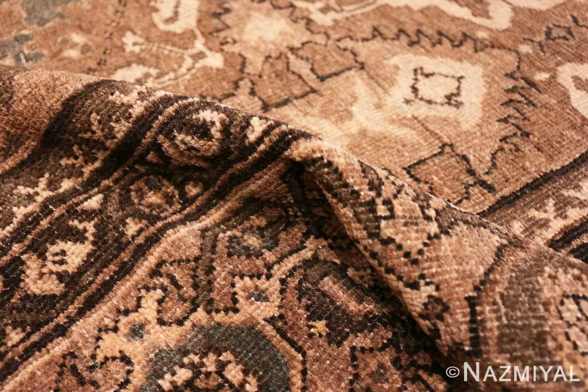 Pile Oversize Antique Persian Sultanabad rug 50060 by Nazmiyal