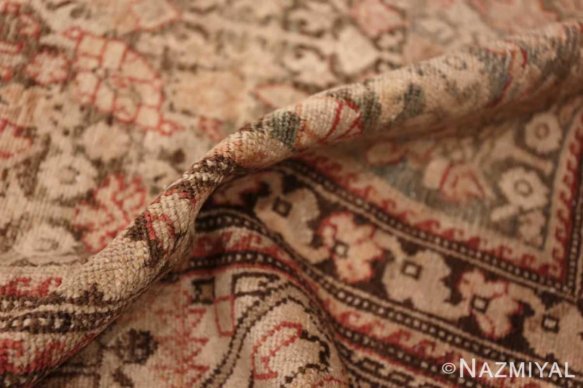 Pile Large decorative Antique Persian Malayer rug 50067 by Nazmiyal