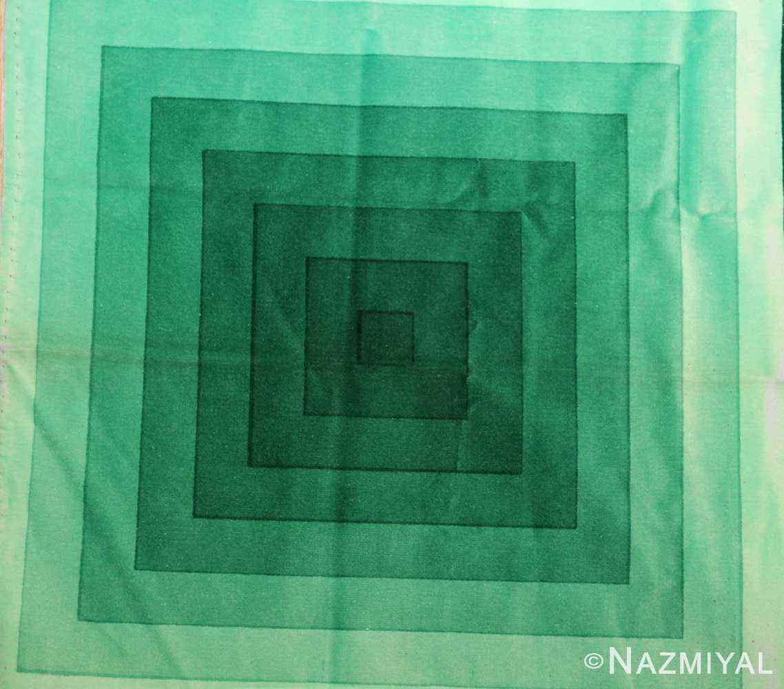 vintage green quadrat verner panton textile 47731 light Nazmiyal