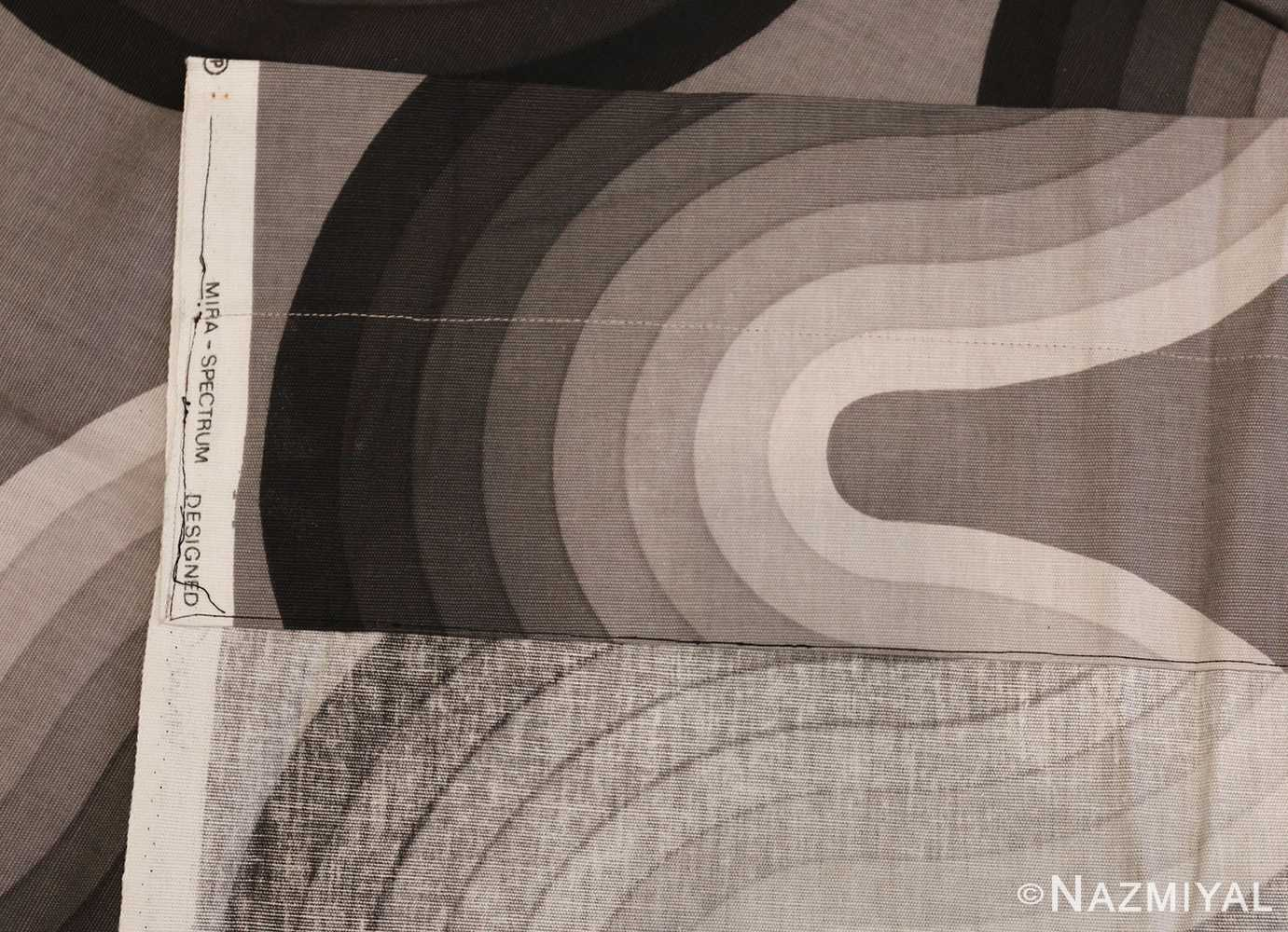 vintage kurve verner panton textile 47811 design Nazmiyal