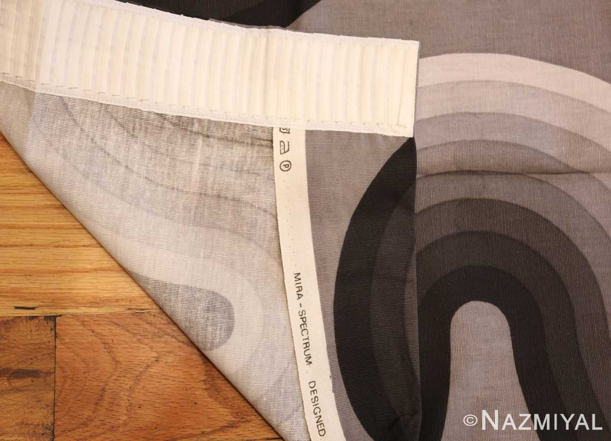 vintage kurve verner panton textile 47811 fold Nazmiyal