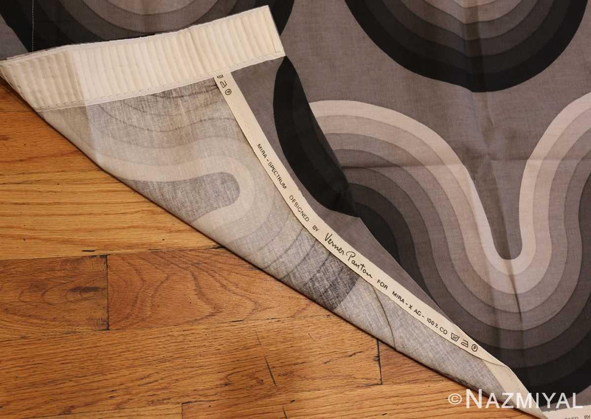 vintage kurve verner panton textile 47811 fold2 Nazmiyal