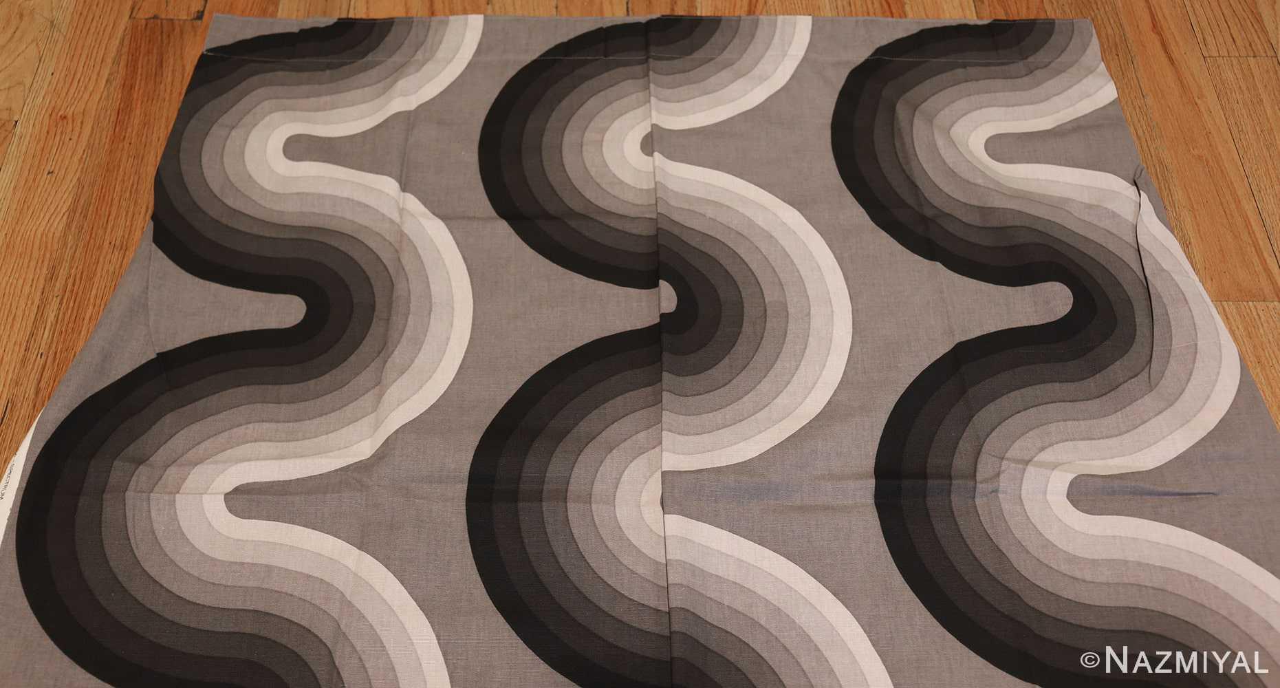 vintage kurve verner panton textile 47811 top Nazmiyal