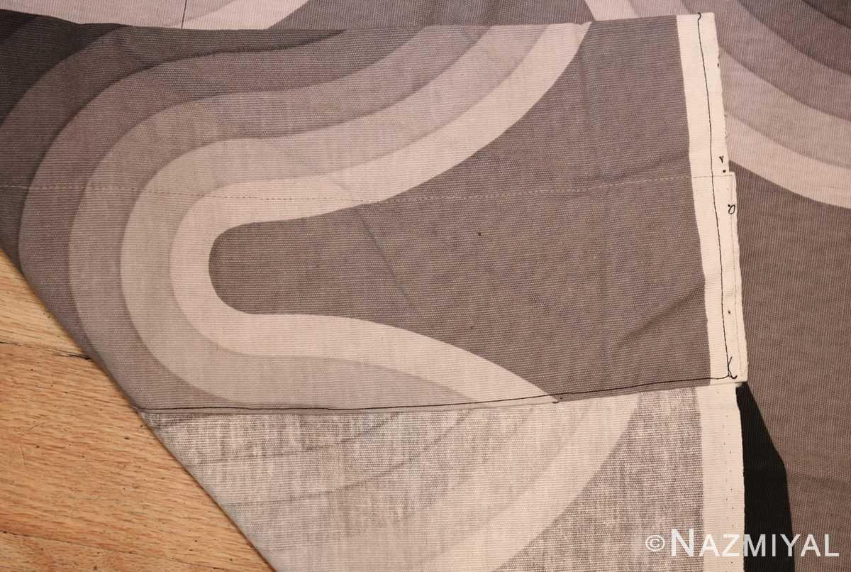 vintage kurve verner panton textile 47811 weave Nazmiyal