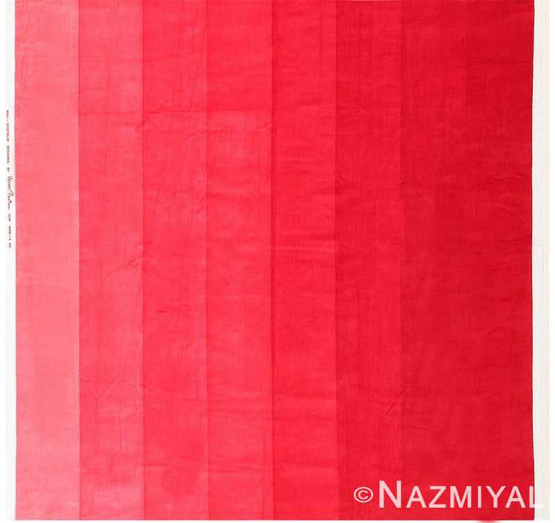 Vintage Verner Panton Textile 47706 Detail/Large View