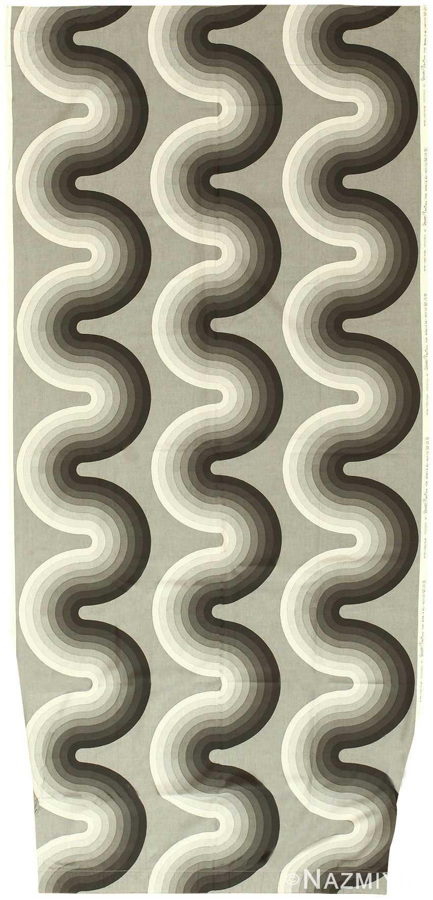 Vintage Verner Panton Textile 47811 Detail/Large View