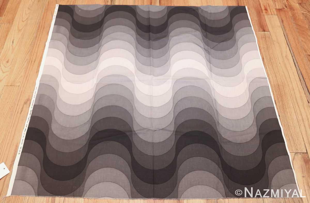 vintage welle wave verner panton textile 47808 whole Nazmiyal
