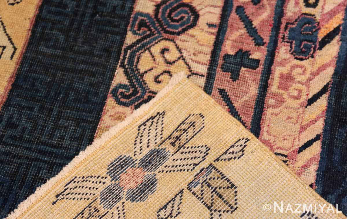 Weave Antique Khotan runner rug from east Turkestan 48427 by Nazmiyal