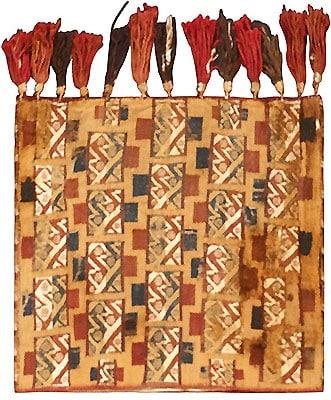 Early 16th Century Peruvian Textile 46130 at Nazmiyal