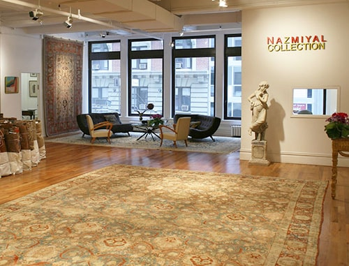 Nazmiyal Antique Rugs Showroom, 31 East 32nd Street, NYC