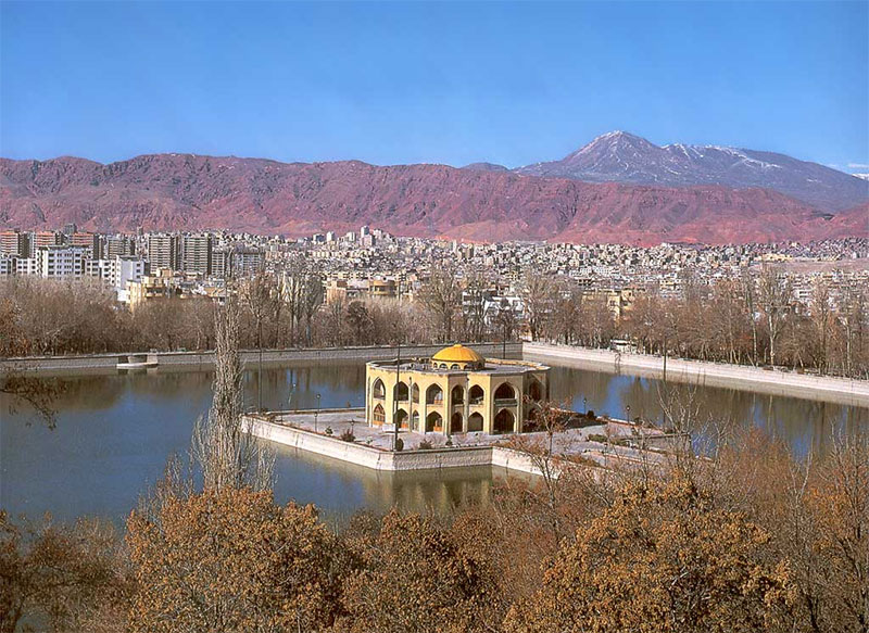 Photo of the Tabriz Region in Iran, Nazmiyal Collection