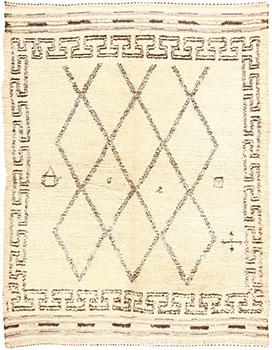 Vintage Moroccan Rug 47208 Nazmiyal