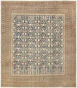 Antique East Turkestan Khotan Rug 50094 by Nazmiyal