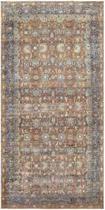 Antique Persian Kerman Carpet 50192 Nazmiyal