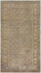 Antique Persian Khorassan Carpet 50091 Detail/Large View