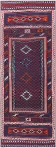 Antique Turkish Kilim 50168 Detail/Large View