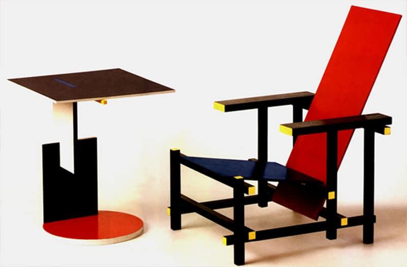 De Stilj Style Chair, Nazmiyal blog