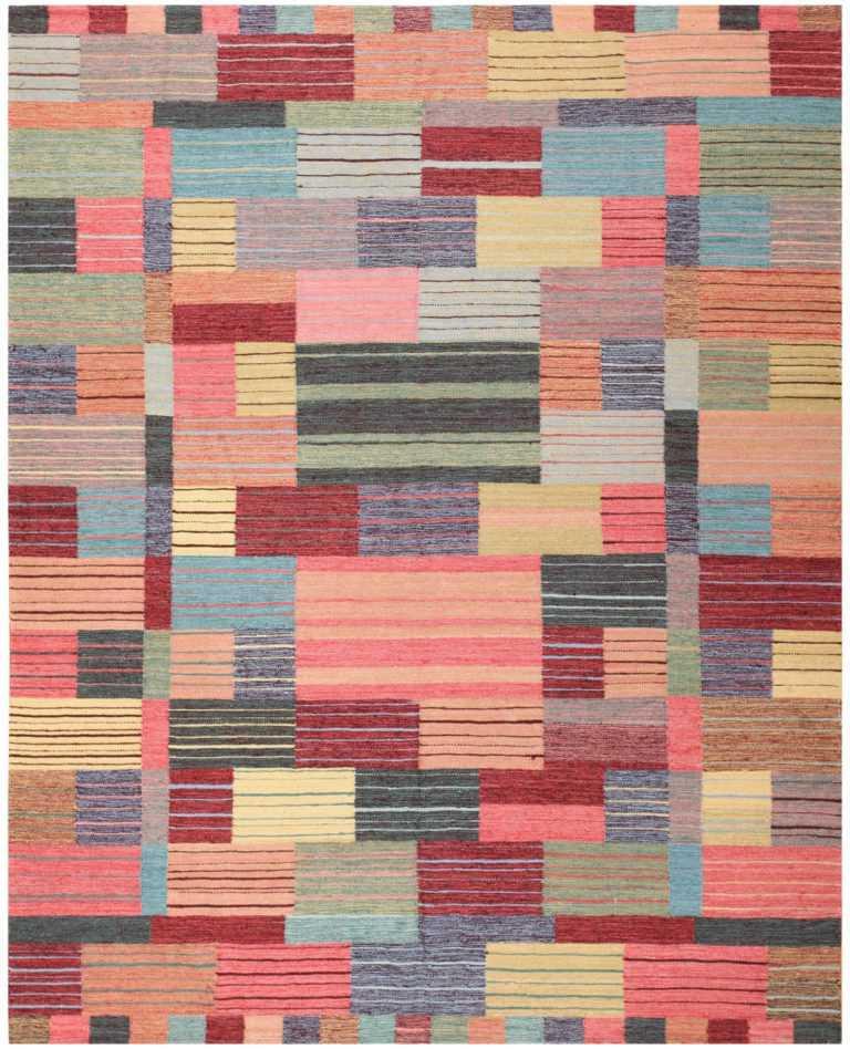 Swedish Inspired Carpet 48485 Nazmiyal