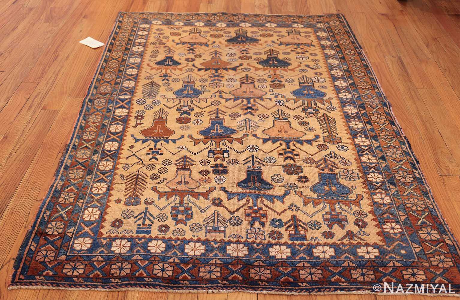 antique afshar persian rug 50045 whole Nazmiyal
