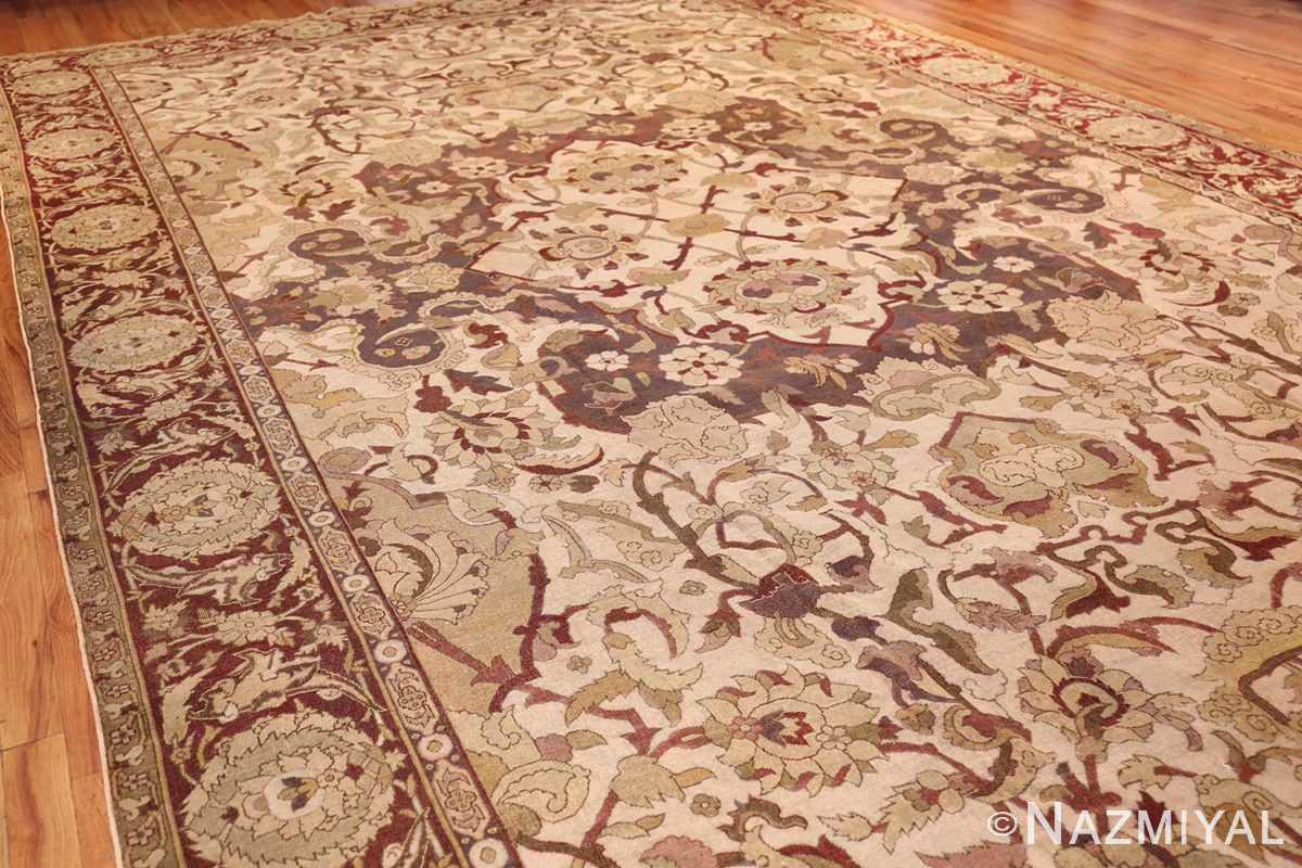 antique amritsar indian carpet 50201 whole Nazmiyal