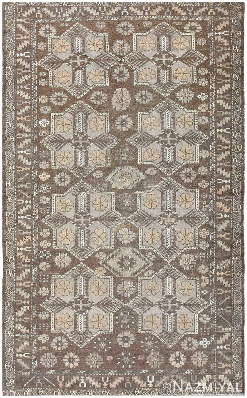 Antique Caucasian Shirvan Rug 50167 Detail/Large View