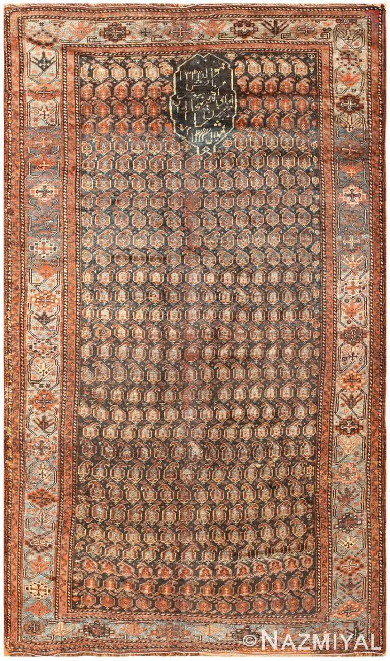 Antique Ghashgai Persian Rug 50213 Nazmiyal