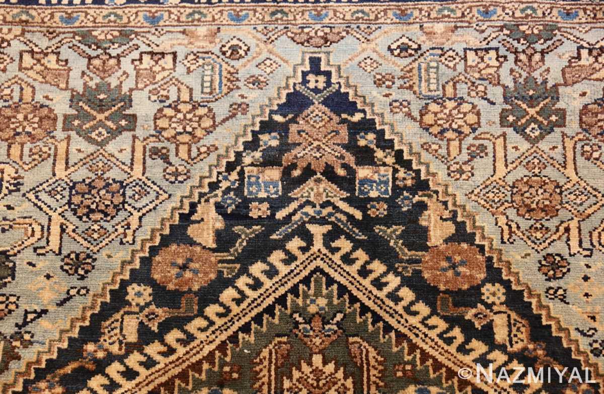 antique malayer persian carpet 50204 top Nazmiyal