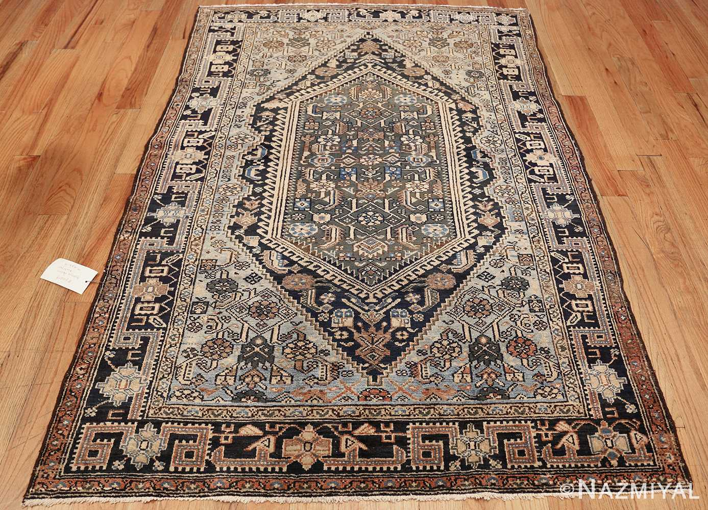 antique malayer persian carpet 50204 whole Nazmiyal