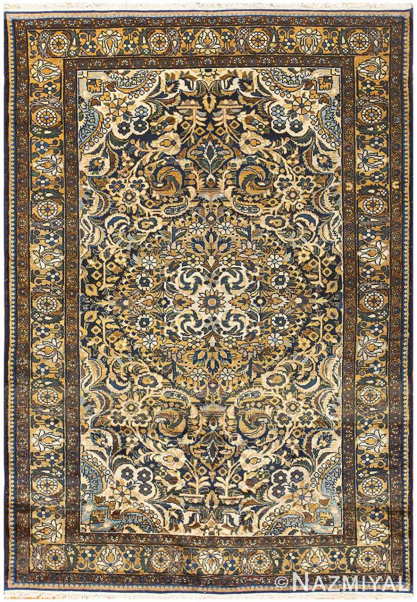 Antique Malayer Persian Carpet 50212 Nazmiyal