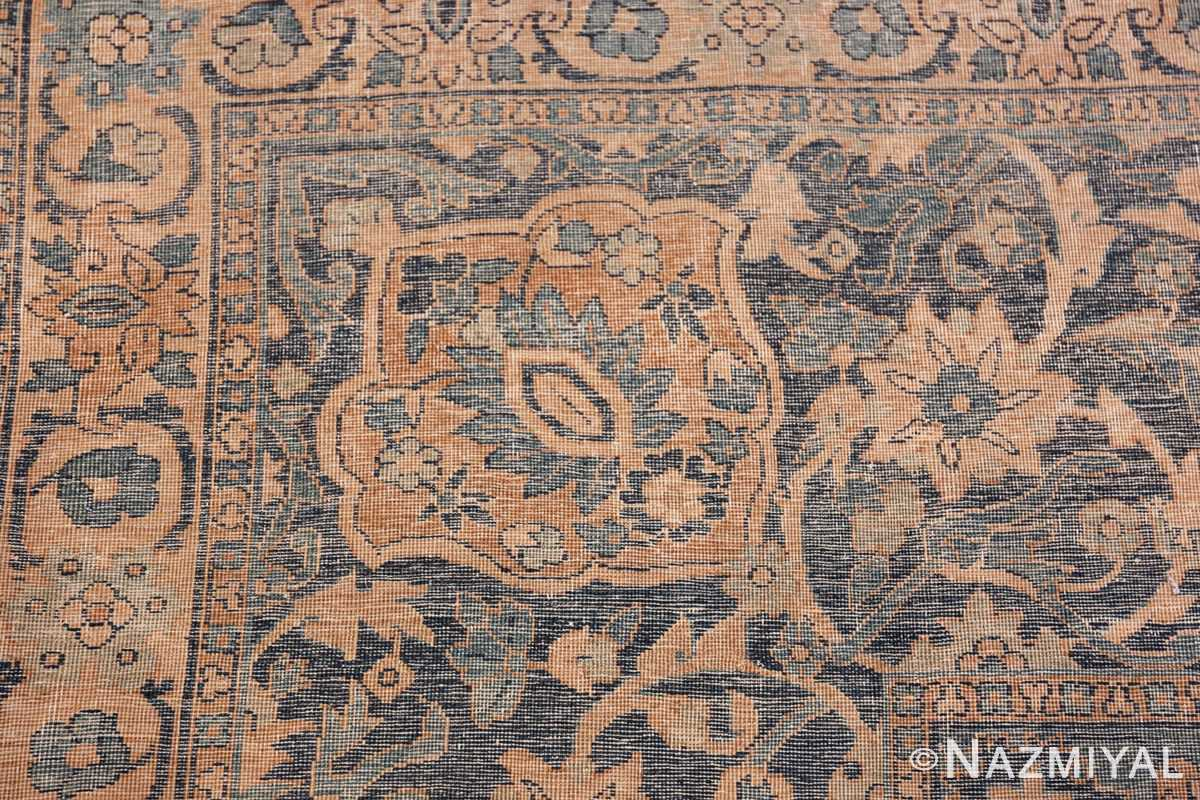 Antique Oversized Persian Kerman Carpet 50113 Knots Woven Nazmiyal