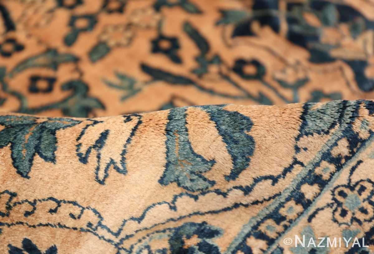 Antique Oversized Persian Kerman Carpet 50113 Pile Nazmiyal