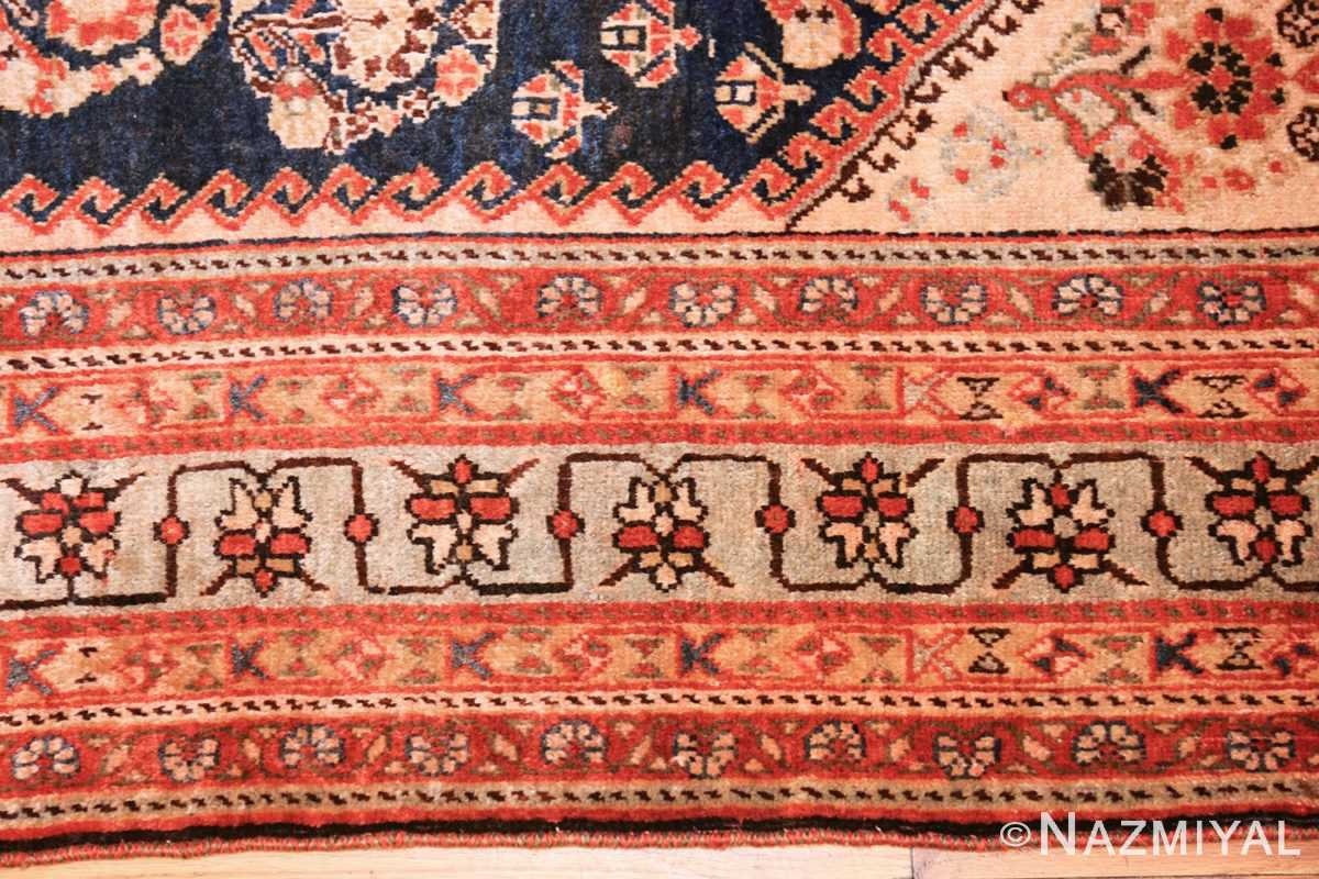 antique persian ghashgai rug 50047 border Nazmiyal