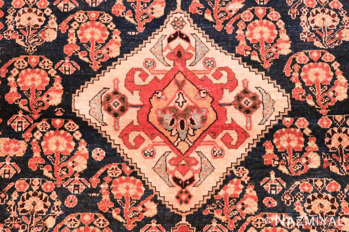 antique persian ghashgai rug 50047 medallion Nazmiyal