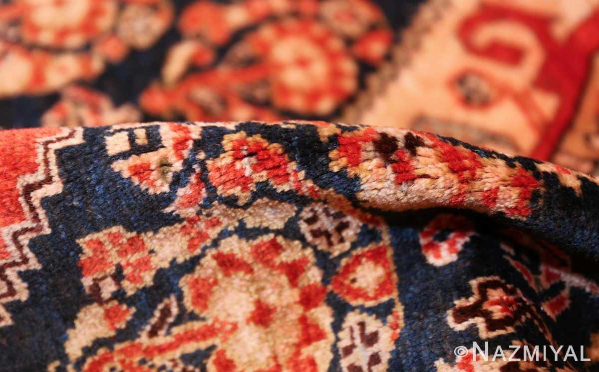 antique persian ghashgai rug 50047 pile Nazmiyal