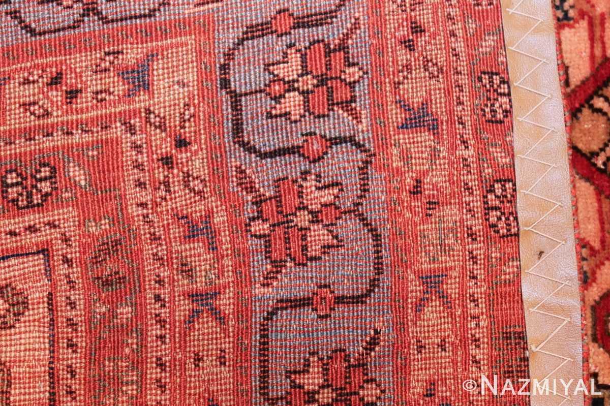 antique persian ghashgai rug 50047 weave Nazmiyal