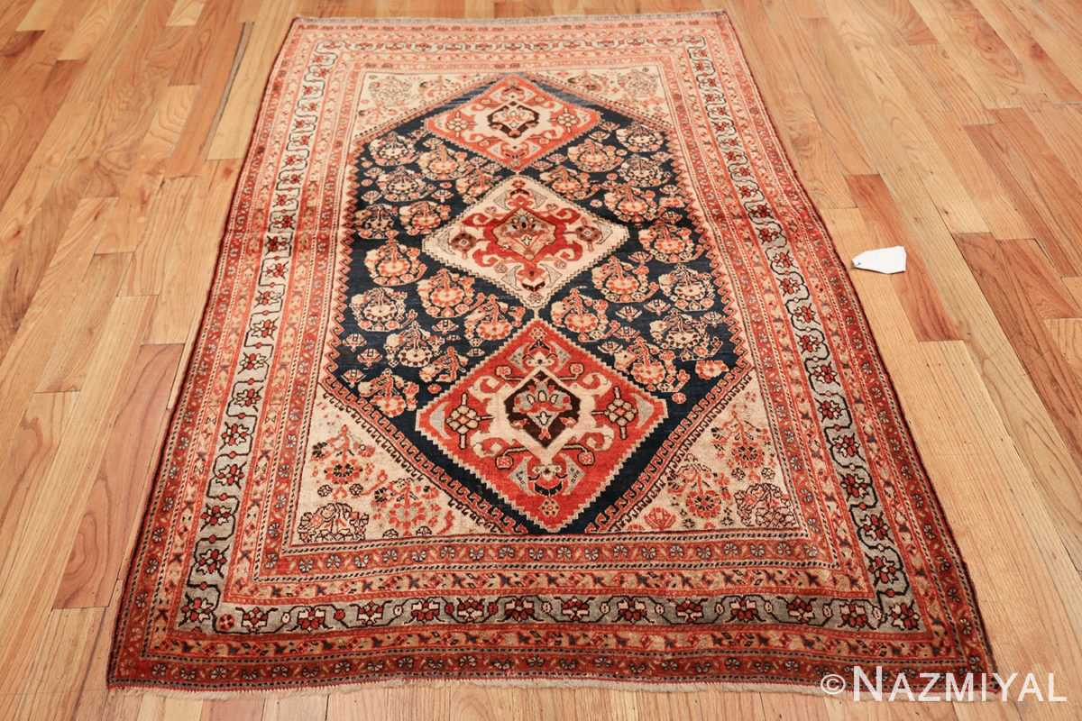 antique persian ghashgai rug 50047 whole Nazmiyal