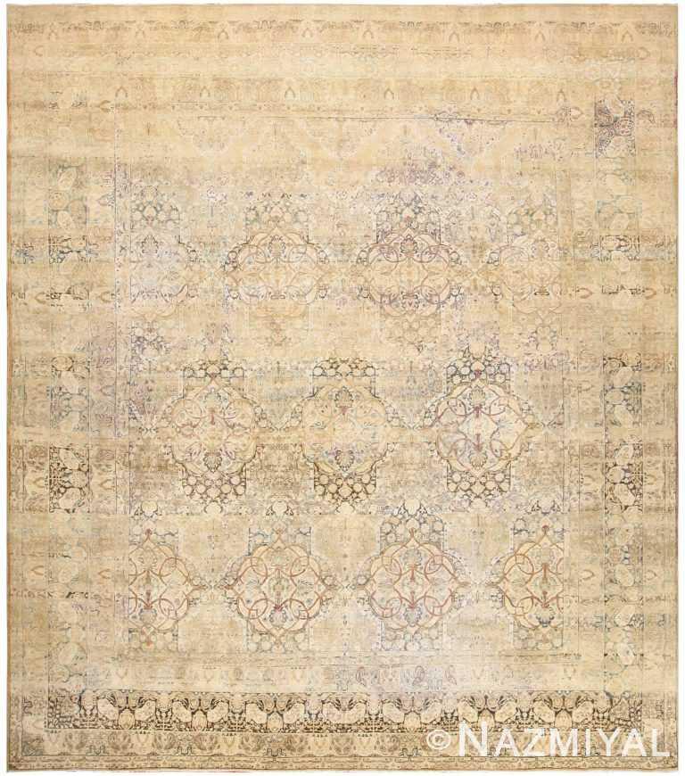 Antique Persian Kerman Carpet 48341 Nazmiyal