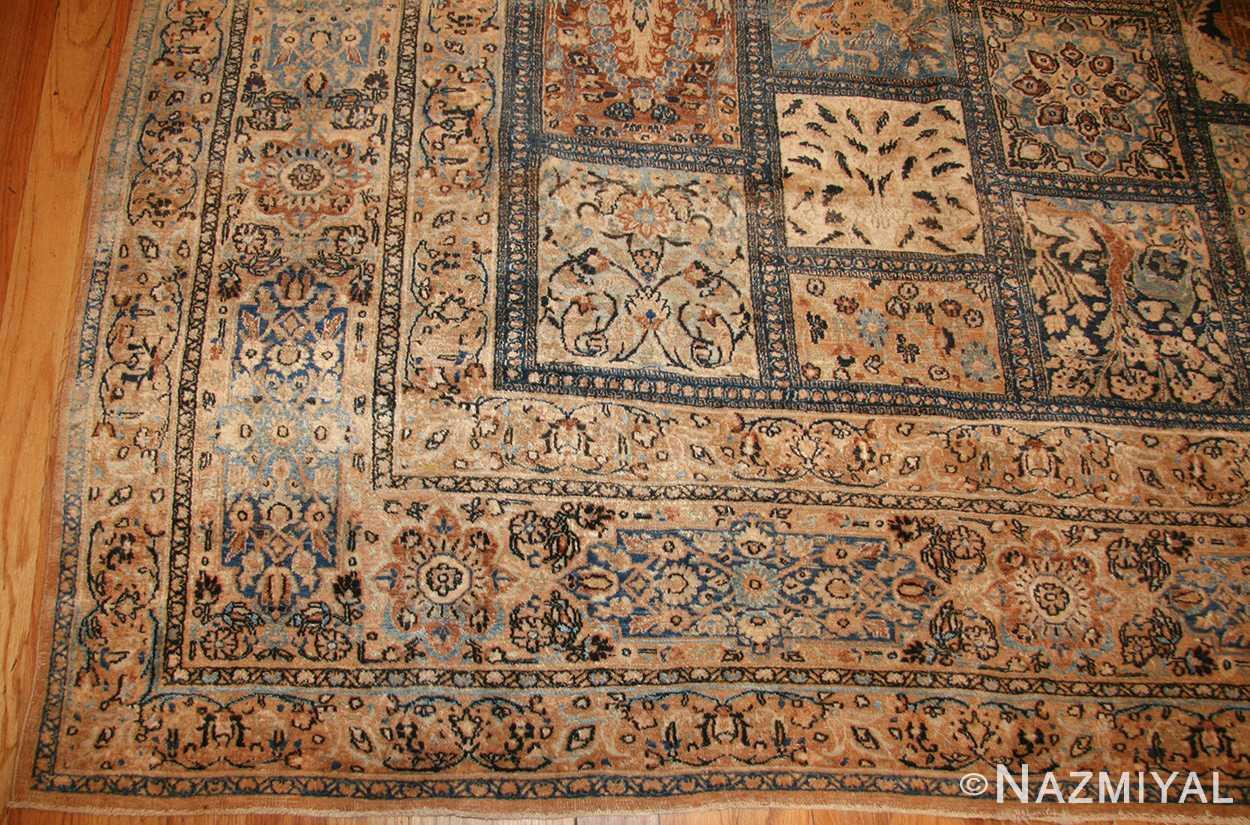 antique persian khorassan carpet 50134 corner Nazmiyal