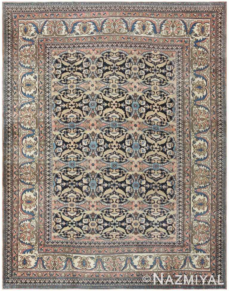Antique Persian Khorassan Rug 50151 Detail/Large View