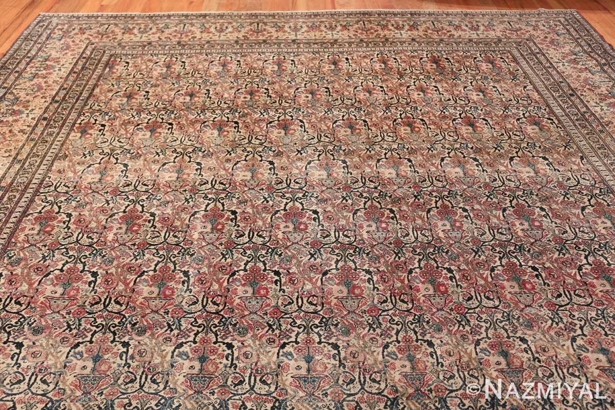 Antique Persian Tehran Carpet 50098 Top Design Nazmiyal