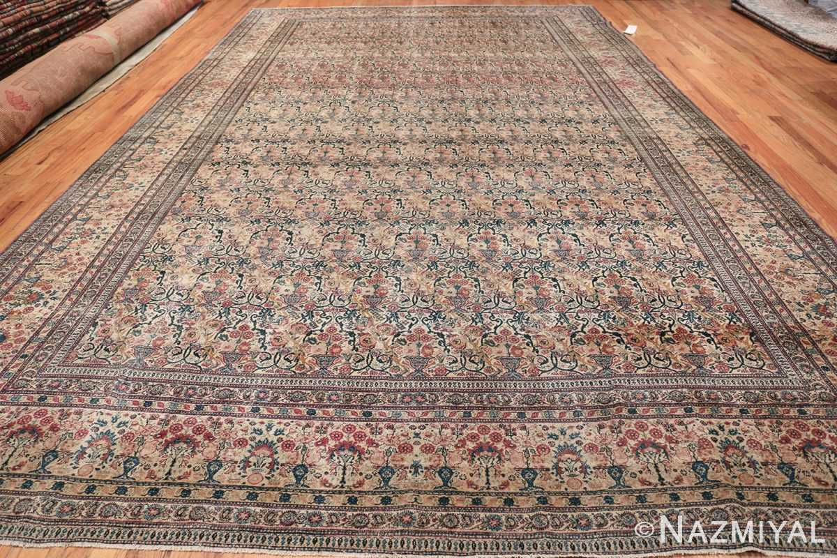 Antique Persian Tehran Carpet 50098 Whole Design Nazmiyal