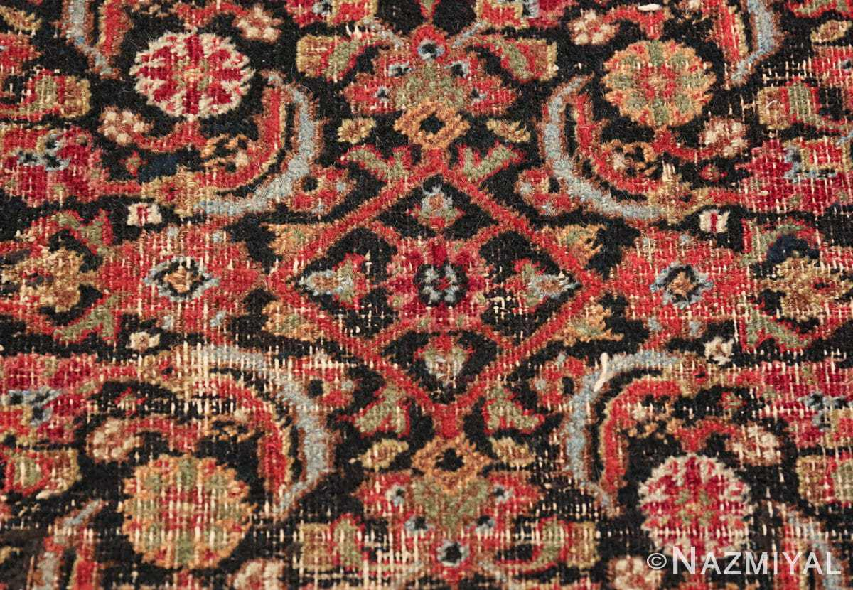 antique shabby chic persian khorassan carpet 50017 pattern Nazmiyal