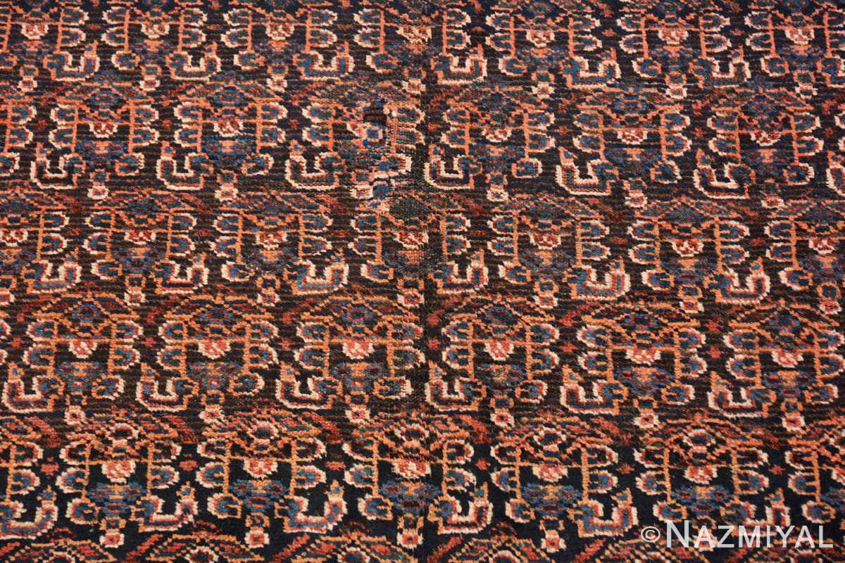 Background Antique Persian Afshar rug 50186 by Nazmiyal