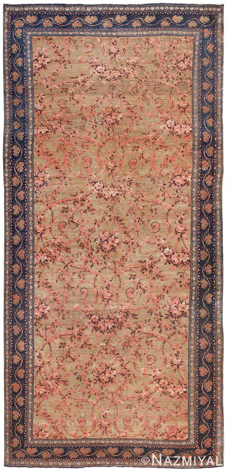 Beautiful Antique Persian Bidjar Rug 50152 Nazmiyal
