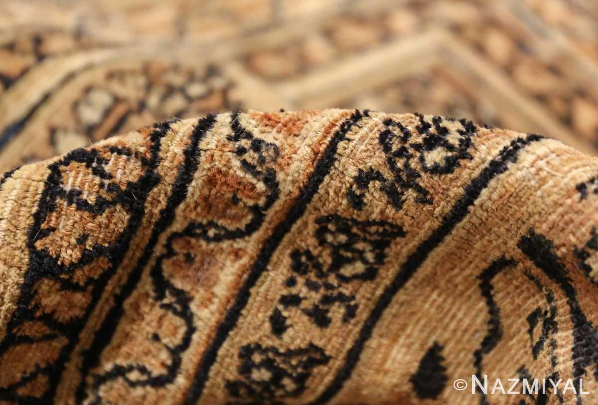 big antique persian khorassan carpet 50091 design Nazmiyal