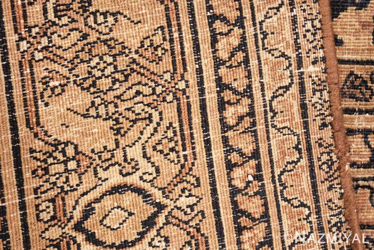 big antique persian khorassan carpet 50091 weave Nazmiyal