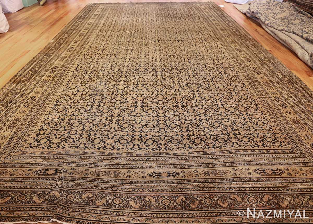 big antique persian khorassan carpet 50091 whole Nazmiyal