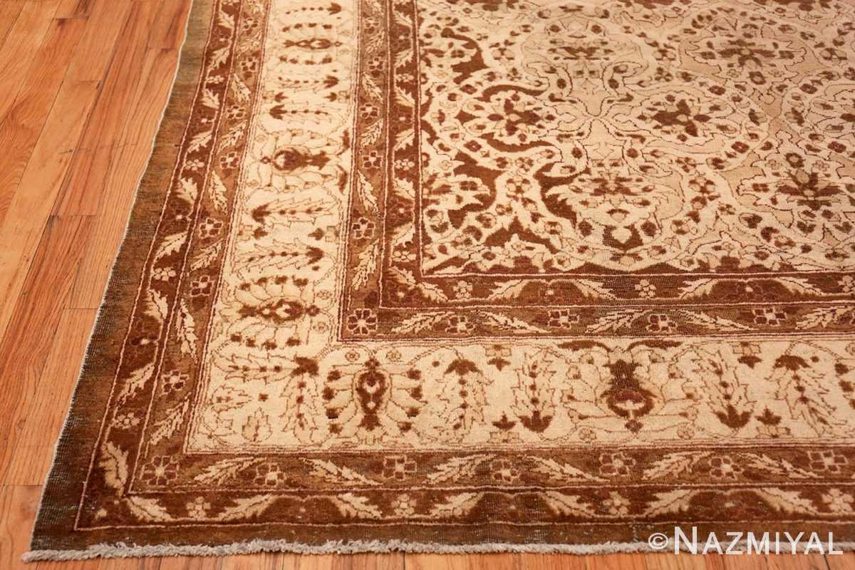 Corner Vintage Purple Moroccan rug 45984 by Nazmiyal