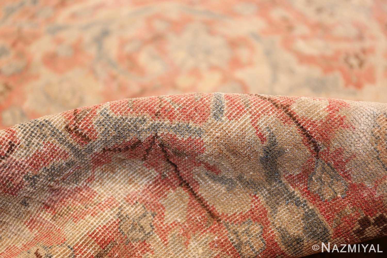 extra large antique persian tabriz carpet 50118 pile Nazmiyal
